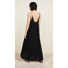 9seed Tulum Cover Up Black APACQUO