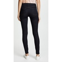 J Brand Maria High Rise Skinny Jeans After Dark AWHLZXQ