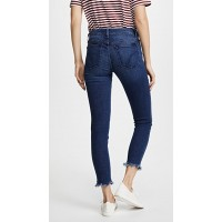 Joe's Jeans The Icon Ankle Jeans Everly Fabric Stretch denim Distressed EBXVWKO