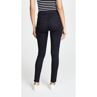L'AGENCE Marguerite High Rise Skinny Jeans Eclipse EKOWCOS