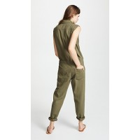 6397 Sleeveless Flight Suit Army Fabric Twill Cargo style AOHPPVE