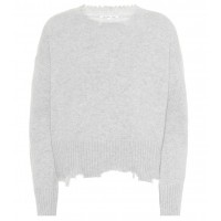 Helmut Lang Grunge wool and cashmere sweater material 90% wool 10% cashmere P00316138 QMFVONR