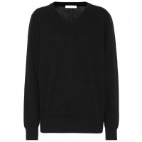 The Row Maley cashmere-blend sweater material 97% cashmere 3% polyamide P00336636 NLKQWOA