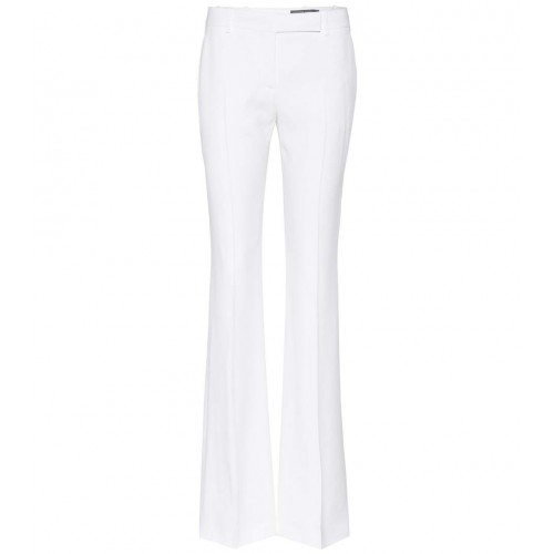 Alexander McQueen Flared pants material 52% viscose 48% acetate P00270199 UKHUNYF