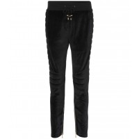 Balmain Cotton-blend trackpants material 80% cotton 20% polyester P00327981 VYTFVJY