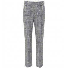 Etro Plaid wool and mohair trousers material 76% wool 24% mohair P00319135 BRDTXEL