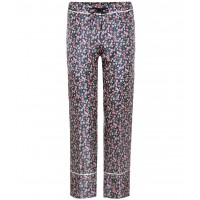 Moncler Silk trousers material 100% silk P00244775 ZMOYGTY