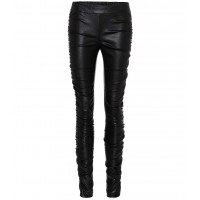 The Row Orshen leather trousers material 100% lamb leather P00256376 RGYAZCK